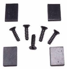 Sinclair ZX Spectrum 16K & 48K Brand New Replacement Case Screws & Rubber Feet