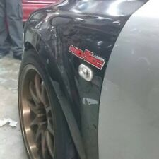 Carbon Fiber 20mm wide fender Custom Made for Honda Civic Type-R FD2