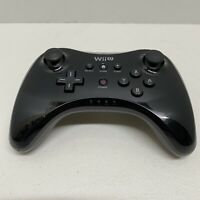 Working Genuine Wii U PRO CONTROLLER WUP-005 AUTHENTIC OEM Tested