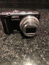 Panasonic Lumix DMC-TZ10EG-K 12.1MP Appareil Photo Numérique-Noir