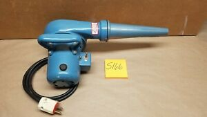 Cadillac Hand Held Cleaner Industrial Air Blower Model AY7 *READ* not hp33
