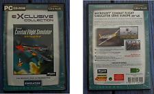 Jeu vidéo PC, Combat Flight Simulator, édition exclusive, Ubisoft 1998