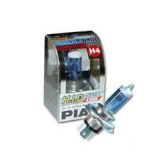 PIAA H4 Historic FIA Spc Platinum Competition Bulb P43T 60/55=135/125w 4100K H88