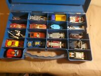 Vintage HOT WHEELS and kiddo etc. Diecast Toy Cars Lot 19 cars