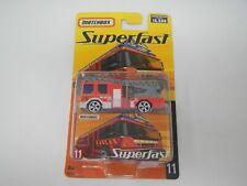 Matchbox SuperFast Dennis Sabre #11