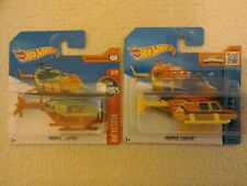 HOT WHEELS PROPER CHOPPER. 2017. Set of two