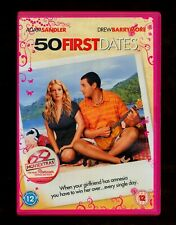 50 First Dates (DVD, 2004, Special Edition - Widescreen (REGION 2 NOT for USA)