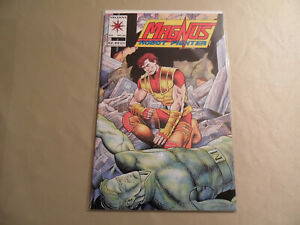 Magnus Robot Fighter #26 (Valiant 1993) Free Domestic Shipping