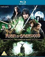 Robin of Sherwood: The Complete Series [DVD] [Blu-ray][Region 2]