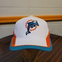 Vintage Miami Dolphins NFL Adjustable Hat Cap NWT Deadstock Logo 90's