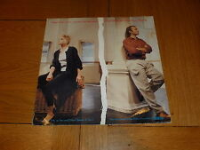 "PHIL COLLINS - Separate Lives - 1985 UK 2-track 12"" vinyl single"