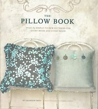 THE PILLOW BOOK SHANNON OKEY 25 SIMPLE SEWING PATTERNS TASSEL, BIG, SOFT KNIT
