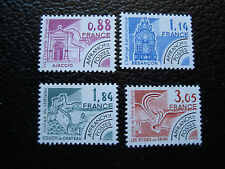 FRANCE - timbre yvert et tellier preoblitere n° 170 a 173 n** (A24) stamp
