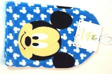 Wash Mitt Cloth Mickey Mouse Disney Baby Double Sided 100% Bath Cloth Fast Post