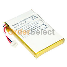 New Replacement Battery for Apple iPod 3rd Generation 3G 10Gb/15Gb/20Gb 300+Sold