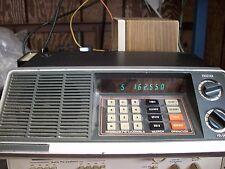 Uniden Bearcat 210XL Programmable Scanner Radio VHF/AIR/UHF/WX ---shelf-------N