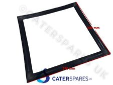 PSJ313 MERRYCHEF MICROWAVE EIKON 2 RUBBER DOOR SEAL GASKET SQUARE 290X290mm