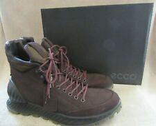 ECCO Exostrike Hydromax Bowmar Yak Leather Boots Shoes US 11 - 11.5 EUR 45 NWB
