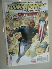 YOUNG AVENGERS PRESENTS PATRIOT 1 NM MARVEL PA2-159