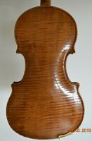 """A VERY NICE OLD FRENCH VIOLIN Labelled """"A.Stradivarius"""" and """"R.Eckardt?"""" !!!"""
