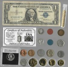 Silver Dollar Barber Mercury Liberty Indian Rare US Coin Collection Lot Gold 254