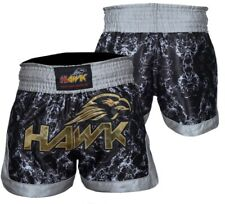 MMA Muay Thai Shorts Boxing Shorts Hosen Kickboxen Hose Kampfsport Kampf-Hawk®