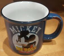 MUG MK / Mickey BOSS PETIT MODELE / Small Model Disneyland Paris