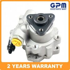 New Power Steering Pump Fit For Audi  A6 C6 2.0 TDI 2004 TO 2008