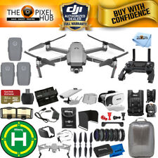 DJI Mavic 2 Zoom 3 Battery PRO Accessory Bundle with Hardshell Bag + MUCH MORE