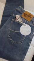 JACOB COHEN JEANS NUOVO DENIM 33-47  88-86 CM GIR. 380,00 CARTEL.  7423736890838
