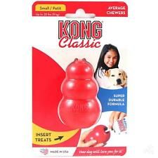 Kong Classic Dog Toy - Durable Rubber Play Treat Toy .... Kongs Small