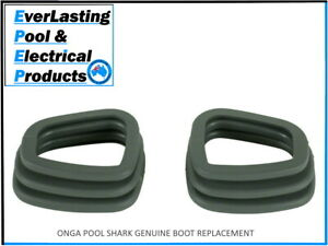Onga Poolshark Kreepy Krauly Bumper Bumper Boot Set - Grey - 41201-0203C