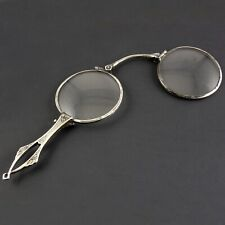 Art Deco Sterling Silver Lorgnette - Ornate and Detailed - FINE & NICE