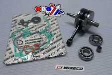 Honda CR250 CR 250 2005 2006 2007 Wiseco Albero motore - Basamento Kit Revisione