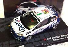 1/43 FIAT GRANDE PUNTO S2000 ANDREUCCI 2006 RALLY 1000 MIGLIA IXO EAGLEMOSS