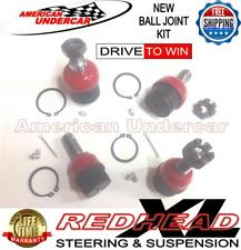 REDHEAD Upper & Lower 4 Ball Joint Kit fit Ford F250 F350 4x4 Super Duty 99-16