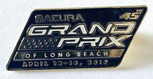 ACURA LONG BEACH GP 2021 EVENT PIN NEW .
