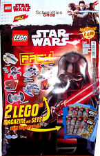 LEGO® StarWars Magazin Aktion Pack 02/19 mit viel Zubehör Limited Edition