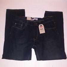 Levi's Boys 505 Regular Fit Jeans 12 Husky 32 X 27 Straight Leg Dirt Road