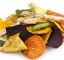Vegetable Chips  crisp snack mix Veggie Chips  vacuum fried 1 lbs
