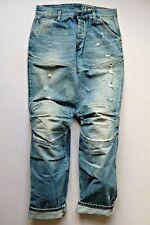 G-STAR Selvedge Japanese Denim 14oz Elwood Red Listing Jeans *NWT* - W31