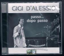 GIGI D'ALESSIO PASSO DOPO PASSO...CAMMENANNO  CAMMENANNO CD  F.C. SIGILLATO!!!