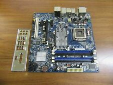 Intel DG45ID Desktop Motherboard mATX Socket LGA775 4 Slot DDR2 *Tested/Working*