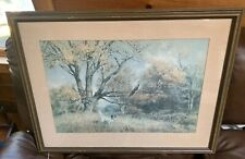 Robert K. Abbett Third Limited Edition Hand Signed & Numbered Print Framed