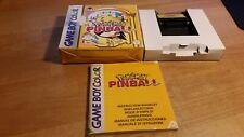 Pokemon Pinball Gameboy Color OVP CIB Boxed #2