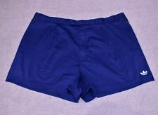 """ADIDAS VINTAGE TENNIS SHORTS OLDSCHOOL THE BUSINESS CASUALS 70s 80s size D58 42"""""""