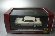 MG MAGNETTE MK IV 1961 OLD ENGLISH WHITE/SANDY BEIGE RIGHT HAND SILAS SM43015B