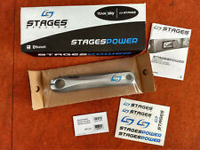 Stages Power Meter, Shimano 105 5700, 172.5, Silver, left crank arm