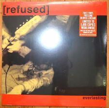 Refused - Everlasting Vinyl LP /5000 new Sealed New