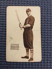 Pacific coast league Zeenut Derrick Portland Beavers 1913 season